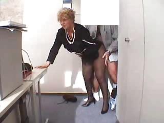 Free HD Granny Tube Office