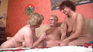 Two german mature slags..