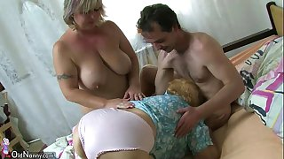 OldNanny BBW mature and Old..