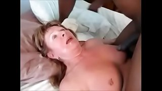 Grandma fucked doggystyle by..