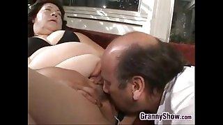 Large Grandma Pleasing Cock..