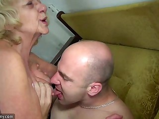 OldNanny mature and granny..