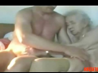 Very Old Granny Used by..