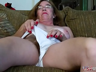 USAwives Hairy Granny Pusssy..