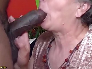 hairy granny brutal big..