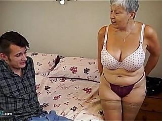 AGEDLOVE Granny Savana..