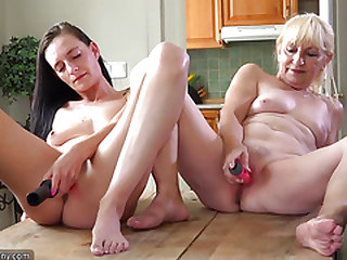 Oldnanny Old and sexy woman..