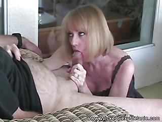 Masturbation And Blowjob..