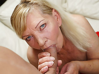Blonde GILF in need of some..
