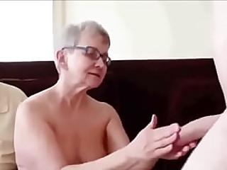 Granny has hot sex