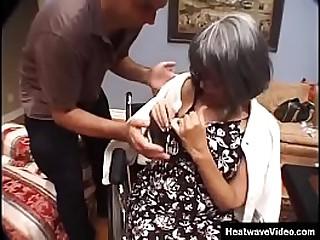 Hey My Grandma Is A Whore..