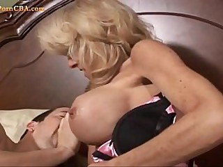 OMG, Big Tits Granny really..