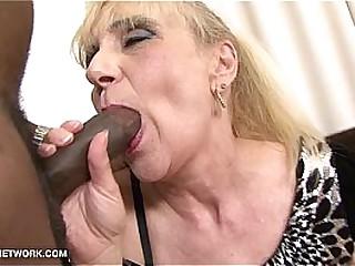 petite Granny In Ass..