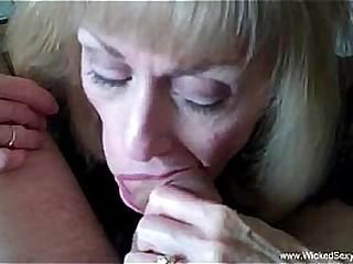 Cuckold Granny Is Addicted..