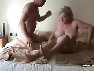 hidden camera:  my granny..