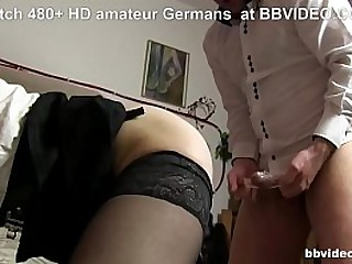 Mature mom loves anal sex..