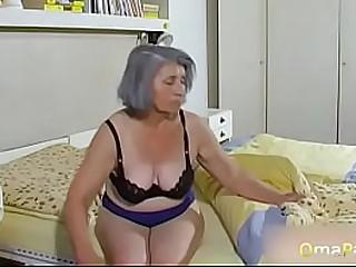 Homemade granny compilation..