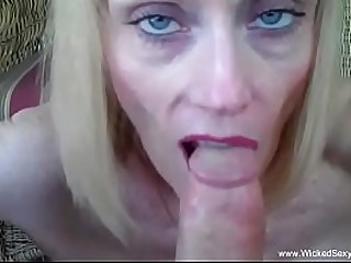 Amateur Blowjob From Sexy..
