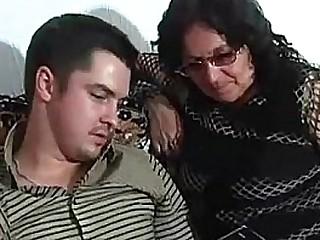 Granny still loves anal
