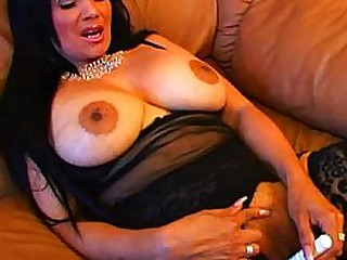 nasty and horny granny with..