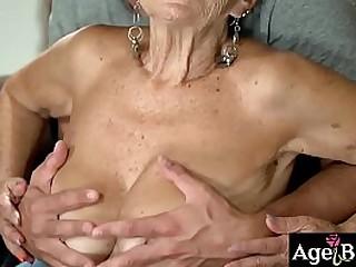 Rob and granny Malya's..