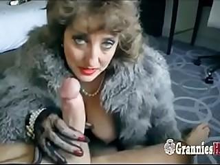 Classy Granny Brunette Loves..