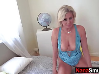 My granny is hot as fuck!