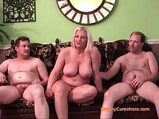 Our Slutty Granny Can Fuck..