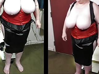 Granny has not been tit..