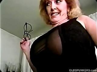 Granny Porn Legend Kitty Foxx