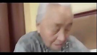 80yr old Japanese Granny..