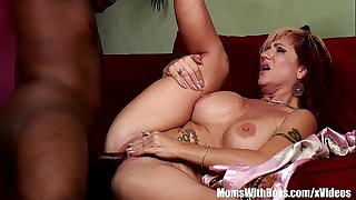 Mom Brittany Blaze Spreads..